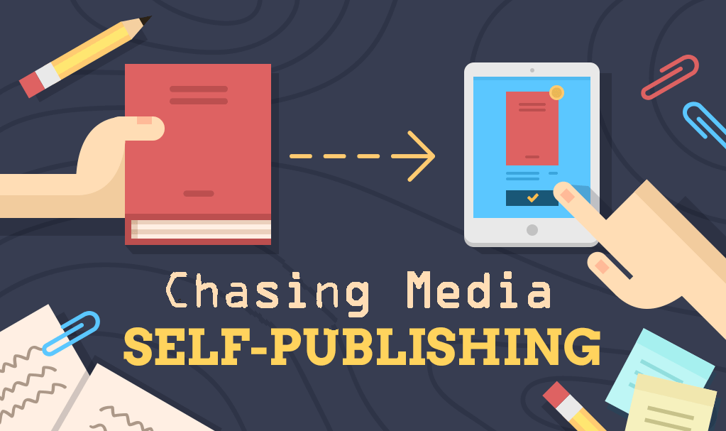 Chasing Media Self-Publishing Services